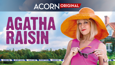 Agatha Raisin - Comedy category image