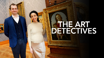 The Art Detectives - Only on Acorn TV category image