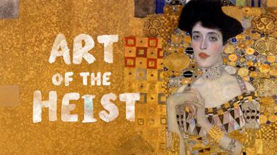 Art of the Heist - Documentary category image