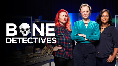 Bone Detectives - Documentary category image