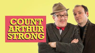 Count Arthur Strong - Comedy category image