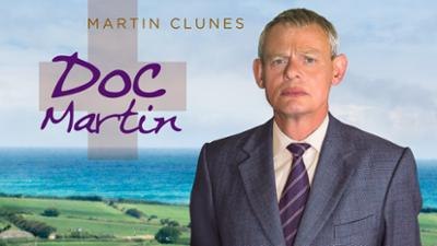 Doc Martin - Exclusively on Acorn TV category image