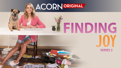 Finding Joy - Only on Acorn TV category image