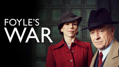 Foyle's War - Exclusively on Acorn TV category image