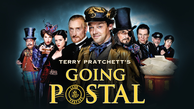 Terry Pratchett's Going Postal - Feature Film category image