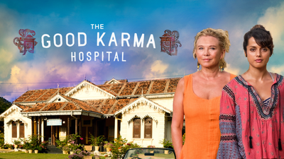 The Good Karma Hospital - Only on Acorn TV category image