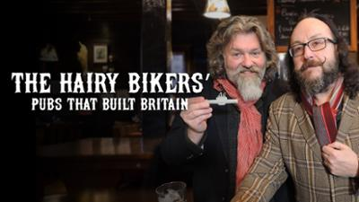 The Hairy Bikers' Pubs That Built Britain - Foodie Favorites category image