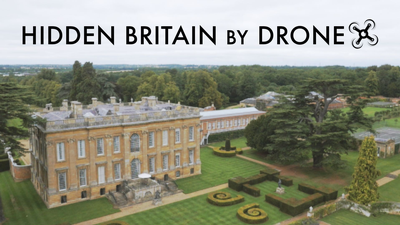 Hidden Britain By Drone - Documentary category image