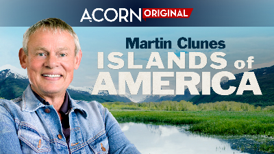 Martin Clunes' Islands of America - Documentary category image