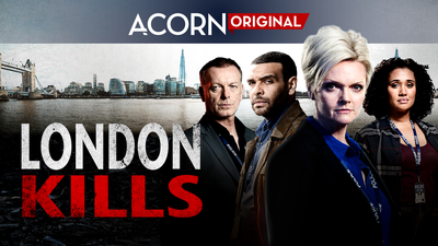 London Kills - Exclusively on Acorn TV category image