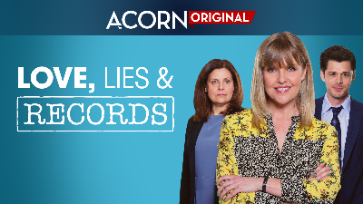 Only on Acorn TV image