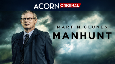 Manhunt - Only on Acorn TV category image