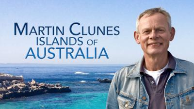Martin Clunes's Islands of Australia - Documentary category image