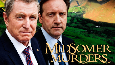 Midsomer Murders - Binge Worthy category image