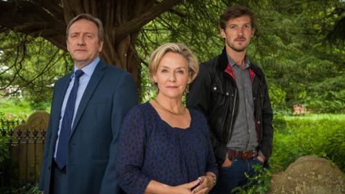 midsomer murders red in tooth and claw locations