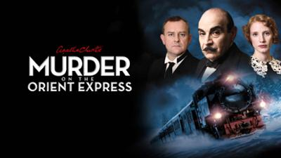 Murder on the Orient Express - Mystery category image
