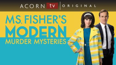 Ms. Fisher's Modern Murder Mysteries - Down Under Dramas category image