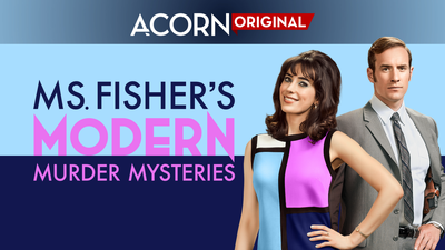 Ms. Fisher's Modern Murder Mysteries - Period Drama category image
