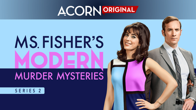 Ms. Fisher's Modern Murder Mysteries - Acorn TV Essentials category image