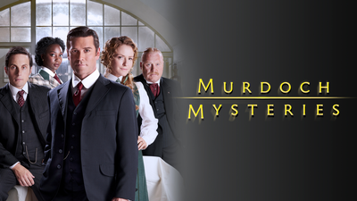 Murdoch Mysteries - Cozy Mysteries category image