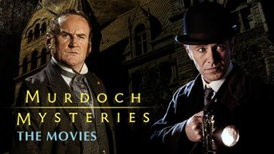 Murdoch Mysteries Movies - Feature Film category image