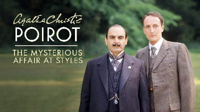 Agatha Christie's Poirot: The Mysterious Affair at Styles - New Releases category image