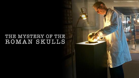 mysteryromanskull