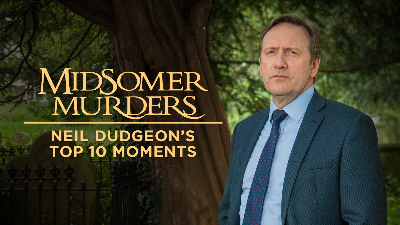 Midsomer Murders: Neil Dudgeon's Top 10 - Cozy Mysteries category image