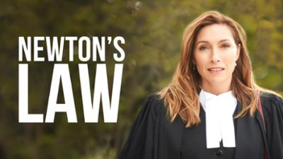 Newton's Law - Only on Acorn TV category image