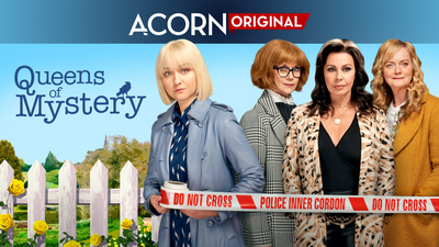 Queens of Mystery - Only on Acorn TV category image