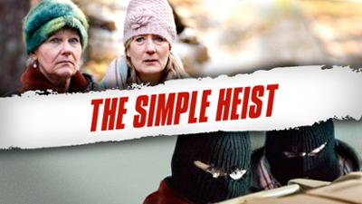 The Simple Heist - Mystery category image