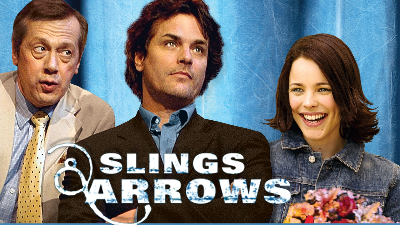 Slings and Arrows - Comedy category image
