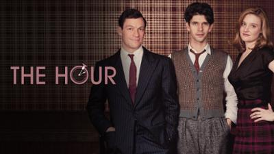 The Hour - Only on Acorn TV category image