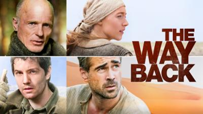 The Way Back - Feature Film category image