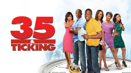 35 and Ticking - Comedy category image