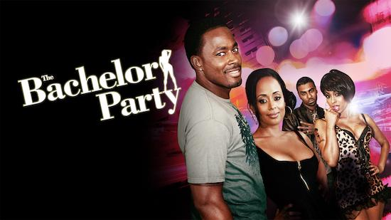 The Bachelor Party - Stageplay category image