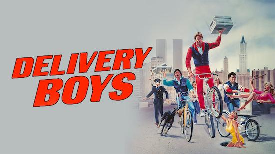 Delivery Boys - Comedy category image