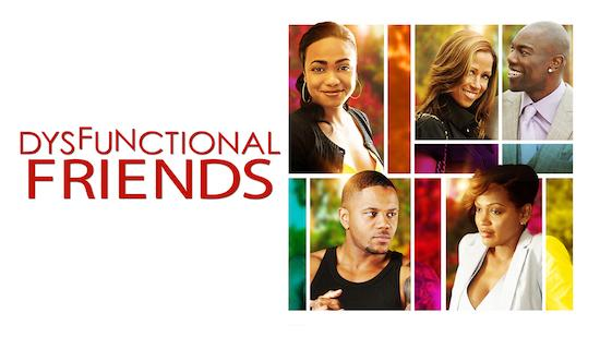 Dysfunctional Friends - Comedy category image