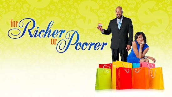 For Richer or Poorer - Stageplay category image