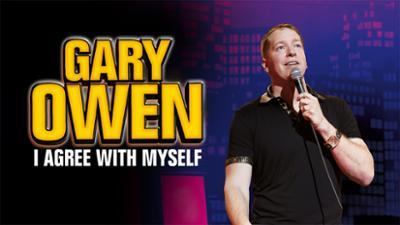 Gary Owen: I Agree With Myself - Comedy category image