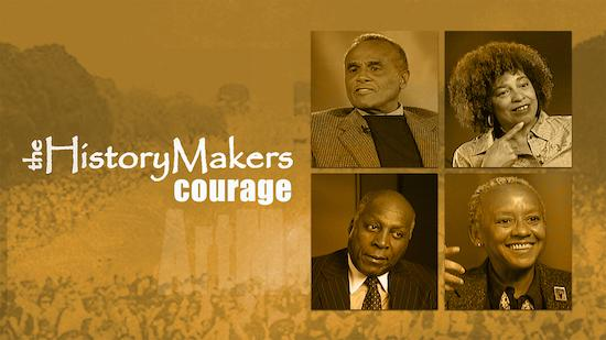 The History Makers: Courage - Salutes Black History Month category image