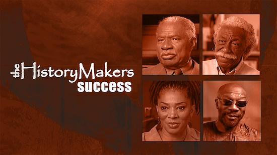 The History Makers: Success - Salutes Black History Month category image