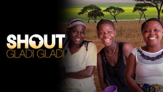 Shout Gladi Gladi - International category image