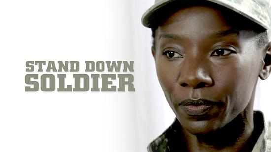Stand Down Soldier - Drama category image