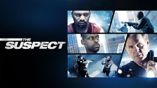 The Suspect - Action/Thriller category image