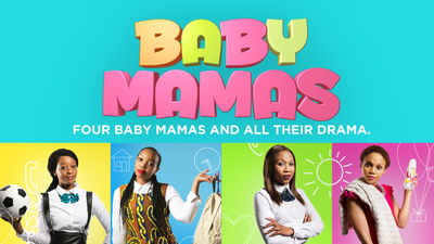 Baby Mamas - New Releases category image