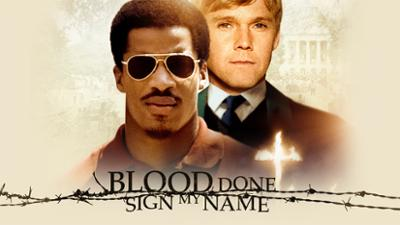 Blood Done Sign My Name - DRAMA category image