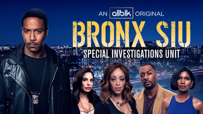 Bronx SIU - ALLBLK Originals & TV category image