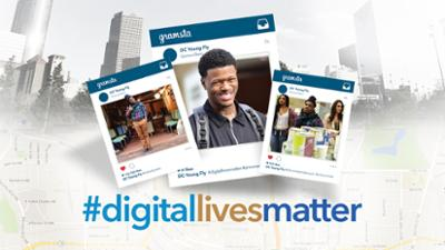 #Digital Lives Matter - HANDPICKED BY BRAD JAMES & KESHIA KNIGHT PULLIAM category image