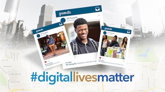 #Digital Lives Matter - Comedy category image